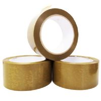 Brown Vinyl PVC Packaging Tape 48mm x 66m